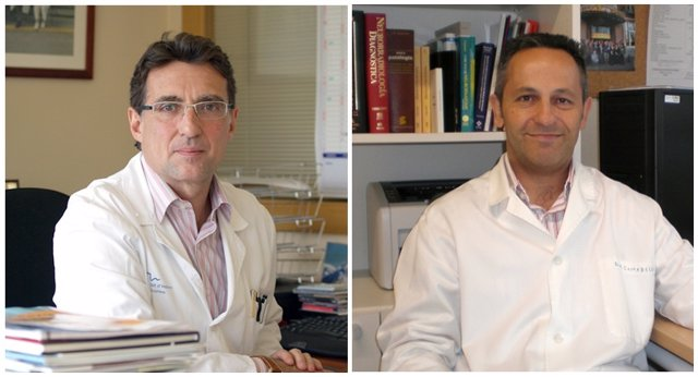 Investigadores Xavier Montalban Y Manel Comabella, Del VHIR