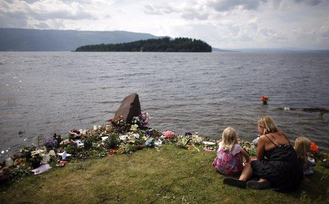 Masacre De Utoya, Noruega