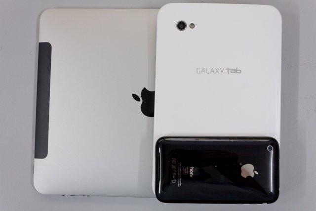 Ipad, Samsung Galaxy Tab Iphone
