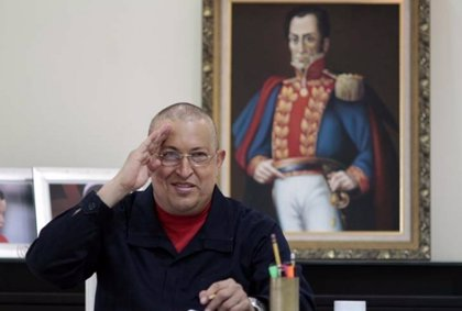 """Venezuela.- Chávez afirma que está """"asimilando bien"""" la quimioterapia"""