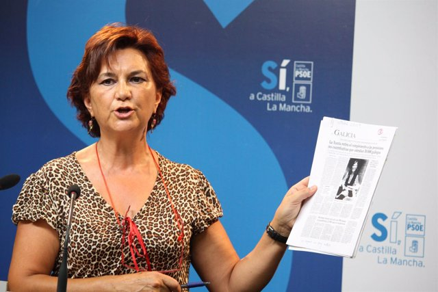 Matilde Valentín, PSOE