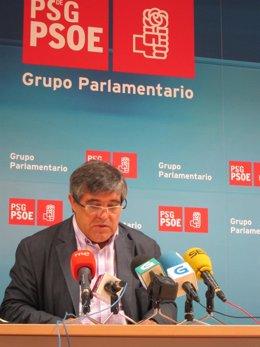 Modesto Pose, Del Psdeg, En Rueda De Prensa