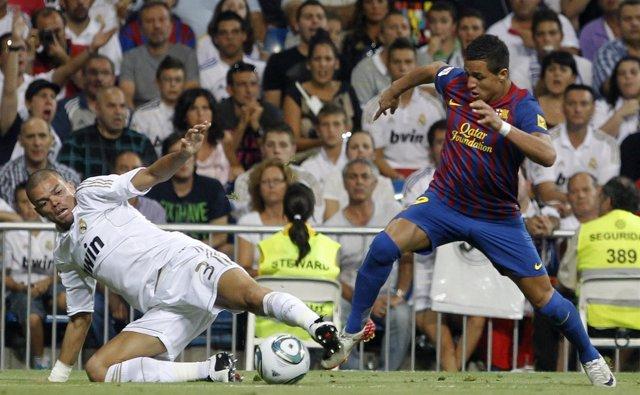 Real Madrid-Barcelona, Ida De La Supercopa