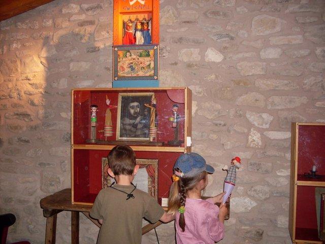 'La Casa De Los Títeres' De Abizanda (Huesca)