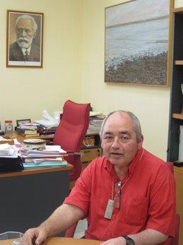 El Secretario General De UGT-A, Manuel Pastrana
