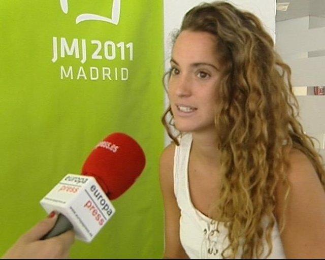 Presentadora De JMJ