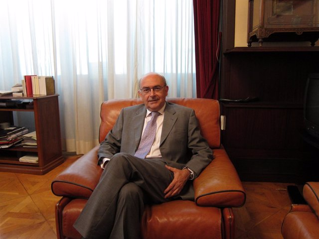 El Presidente Del TSJC, Miguel Ángel Gimeno