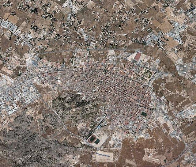Casco Urbano Yecla