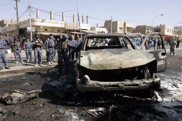 Iraq, Ola De Atentados