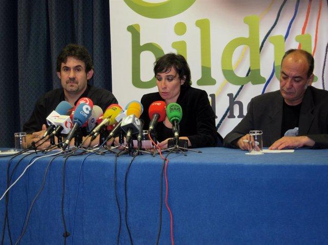 Urizar, Agirresarobe Y Garitano De Bildu