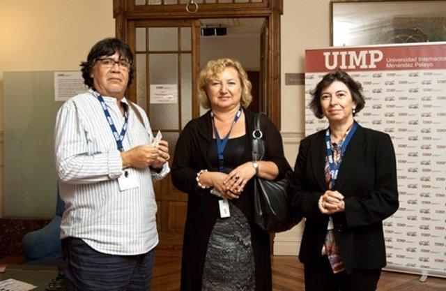 Luis Sepúlveda En La UIMP