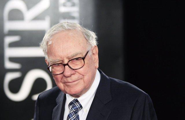 El multimillonario Warren Buffet