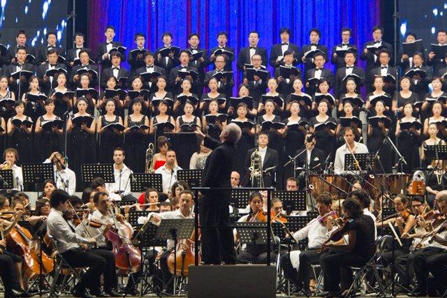 Orquesta Junta De Andalucía