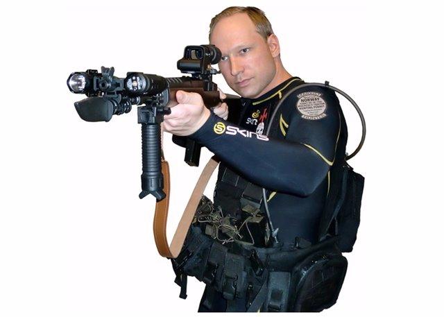 Anders Breivik, Autor De La Matanza De Noruega