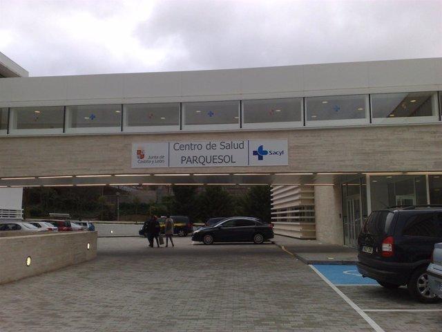 Centro de Salud de Parquesol.