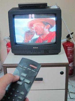Televisión, Viendo Tele, Mando