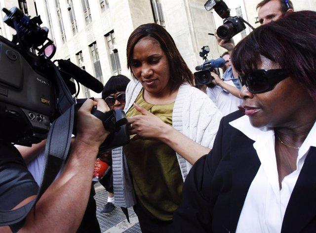 Naffisatou Diallo, Supuesta Victima De Strauss-Kahn