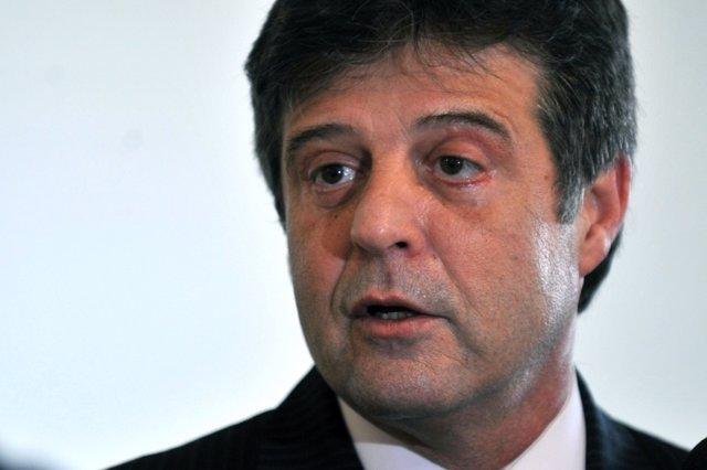 El Diputado Mendes Ribeiro, Ahora Ministro De Agircultura De Brasil.