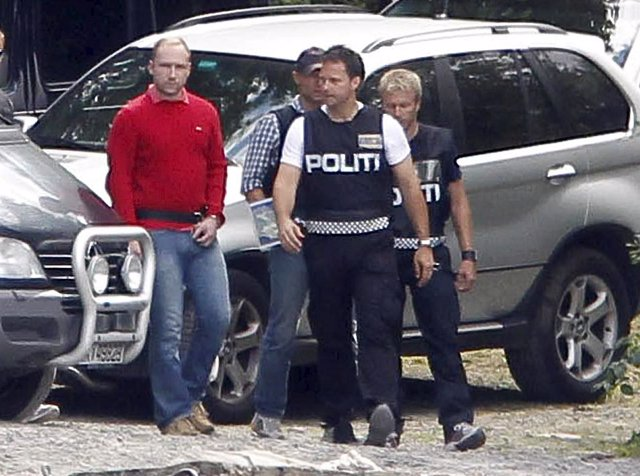 Anders Breivik, Autor Atentado Oslo - Utoya