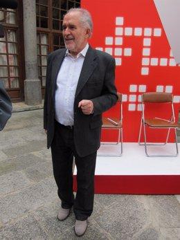 El Ex Presidente De Castilla Y León Demetrio Madrid
