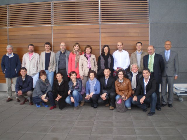 Participantes Navarros En La Conferencia 'Innovating Succesful Business'