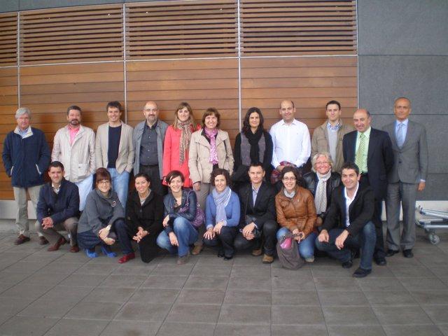 Participantes Navarros En La Conferencia 'Innovating Succesful Business'