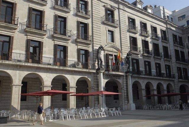Sede Caja Cantabria