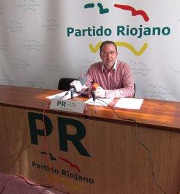 El Diputado Regionalista, Rubén Gil Trincado