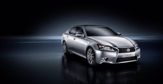 Nuevo Lexus GS