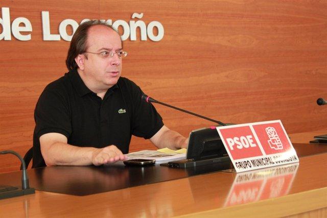 El Concejal Socialista, Carlos Navajas