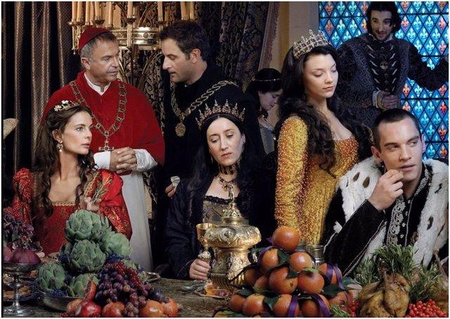 Los Tudor, la serie