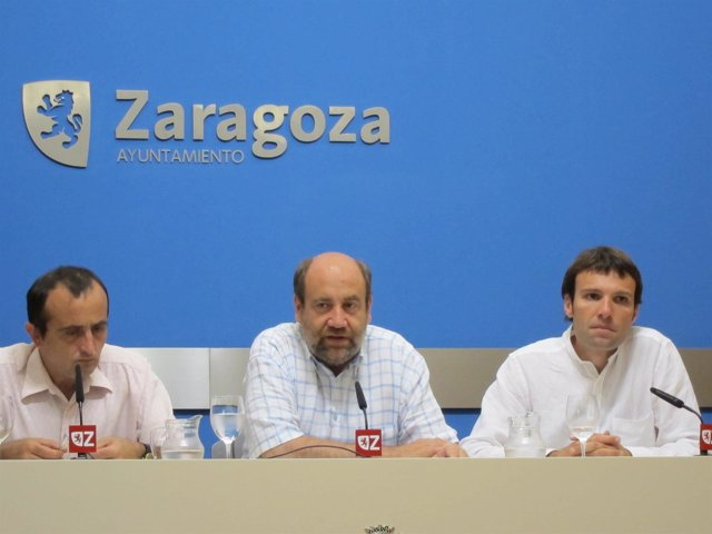 Concejales De IU En Zaragoza