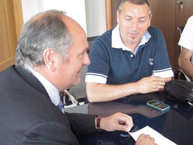 Javier Fernández Y Antonio Vilela (AMA)