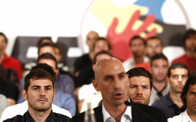 Iker Casillas. AFE