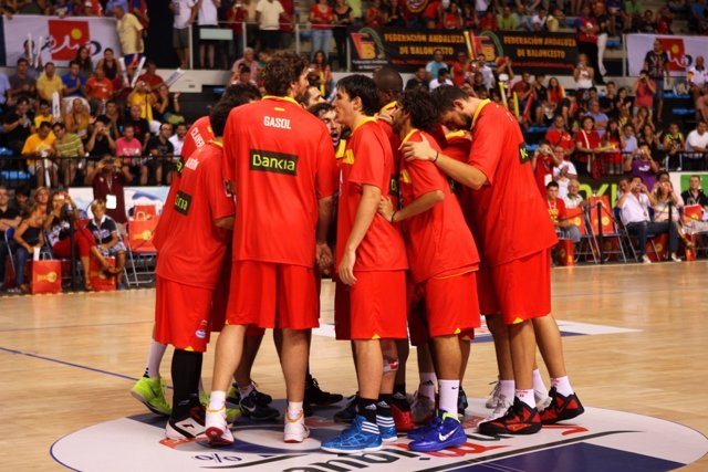 Selección Española De Baloncesto