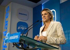 """El PP ve """"afán recaudatorio"""" en las medidas antidéficit del Gobierno y exige """"un plan de verdad, no parches"""""""