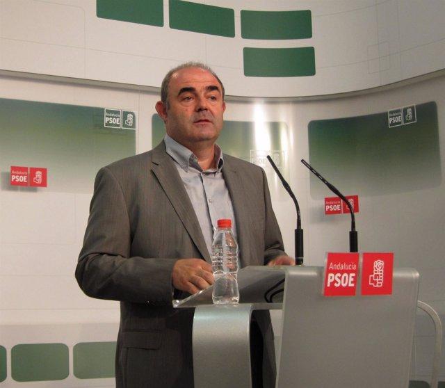 Juan Manuel Fernández, Secretario De Política Municipal Del PSOE-A