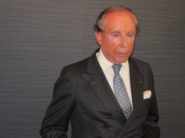 El Fundador De Nueva Rumasa, José María Ruiz-Mateos