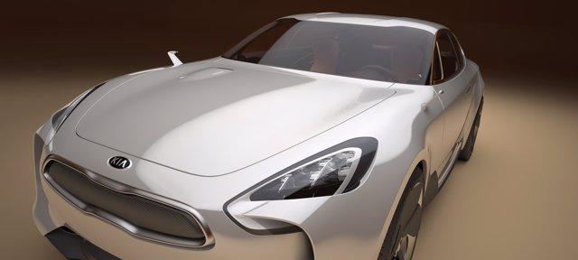 Concept De Kia Motors