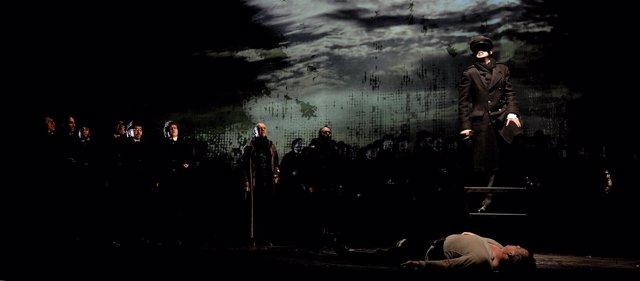 Fragmento De La Obra 'Macbeth' De Shakespeare.