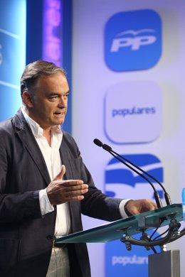 Estebán González Pons En Génova
