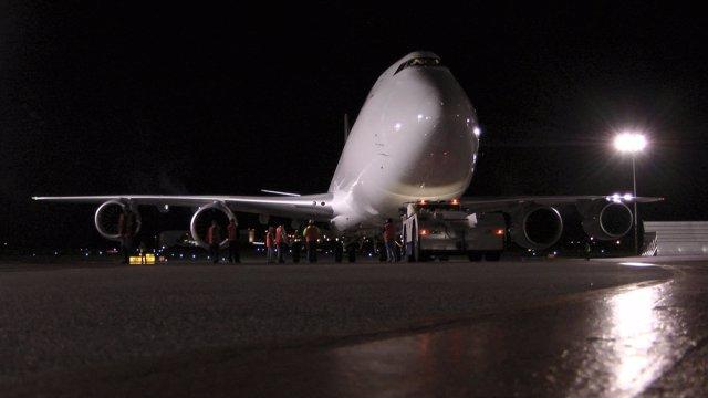 Boeing 747-8 Carguero