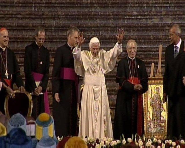 """El Papa defiende la """"radicalidad evangélica"""""""