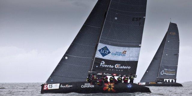 Islas Canarias Puerto Calero En La RC44 Sweden Cup