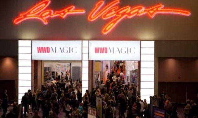 Inmueble Que Albergará La Feria Magic En Las Vegas