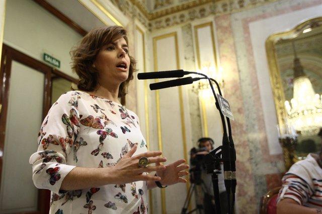 RDP De Soraya Saénz De Santamaría