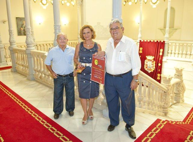Presentación De Trovalia 2011