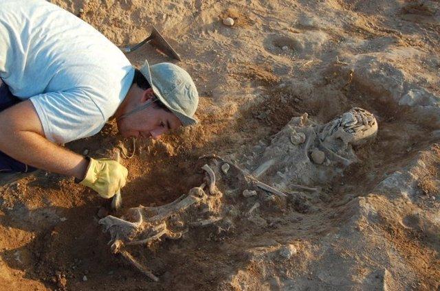 Yacimiento Arqueológico De Valdeherrera (Tumba), Cerca De Calatayud (Zaragoza)