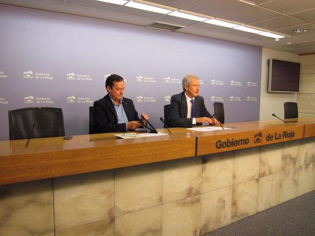 Del Río Y Erro Informan Sobre El Consejo De Gobierrno