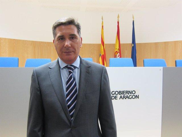 Consejero De Sanidad, Bienestar Social Y Familia De Aragón, Ricardo Oliván